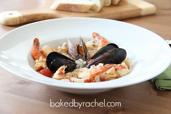Bouillabaisse Recipe from bakedbyrachel.com