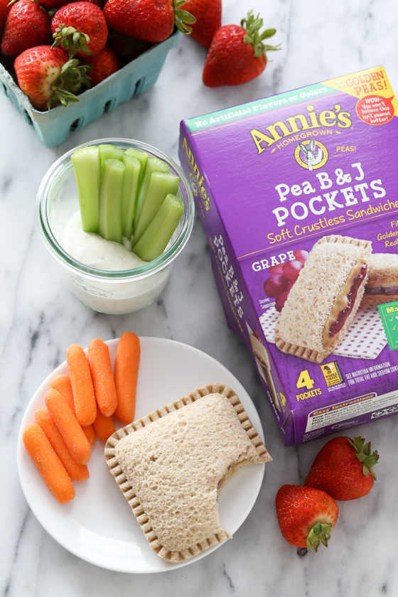 Back to School Nut Allergy Friendly Snacks